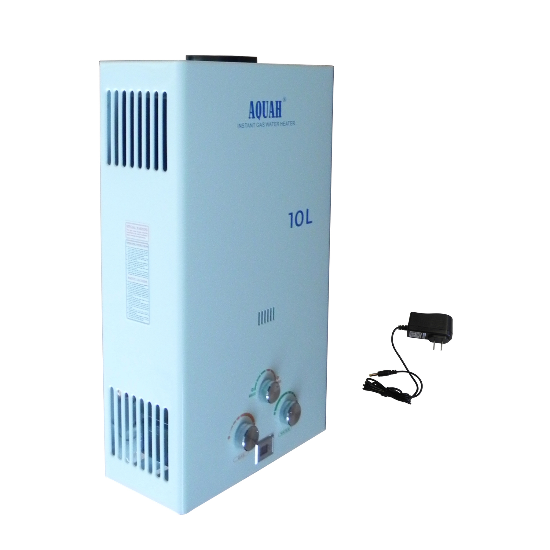 Aquah 10l 2 65 Gpm Natural Gas Tankless Water Heater