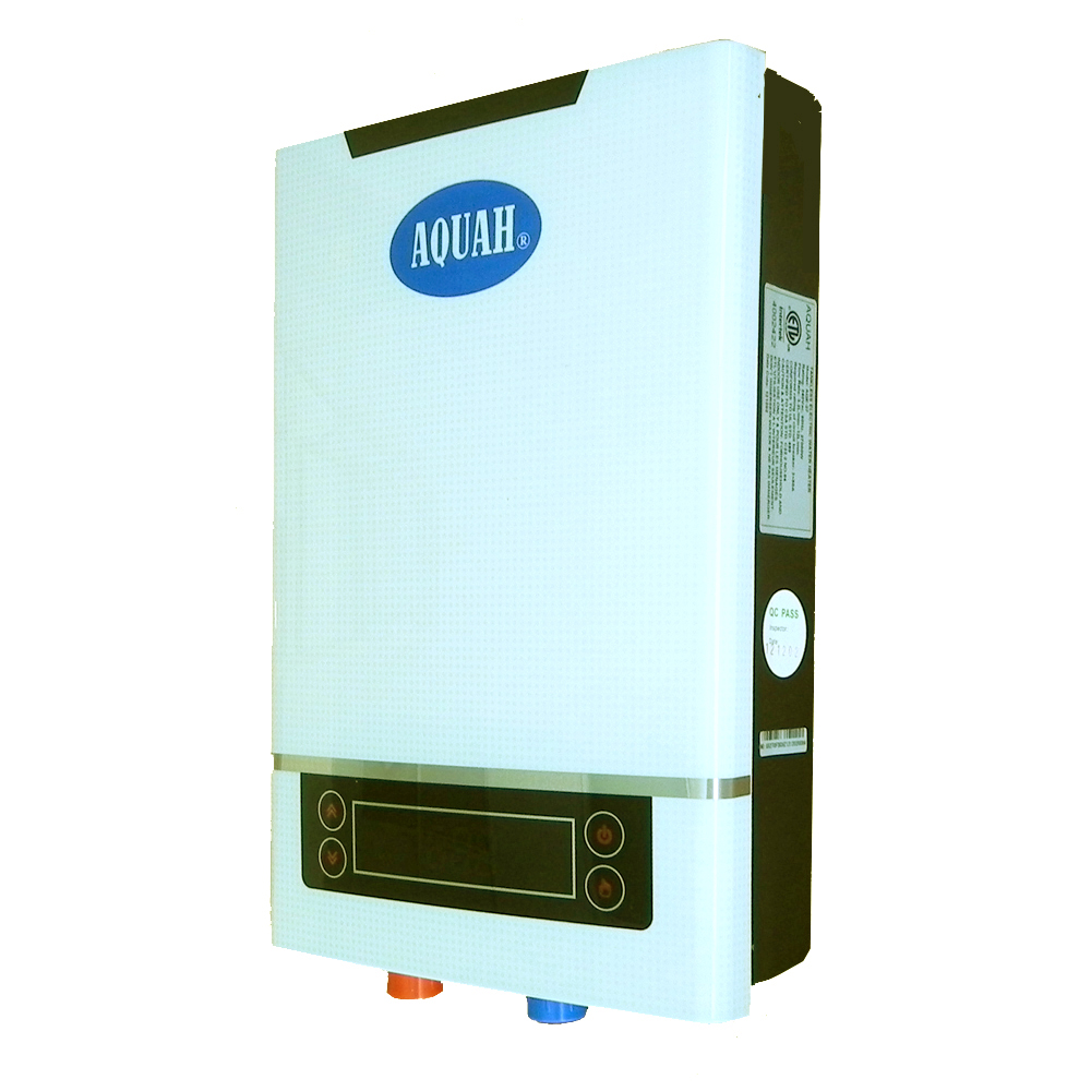 aquah 18 kw electric tankless water heater