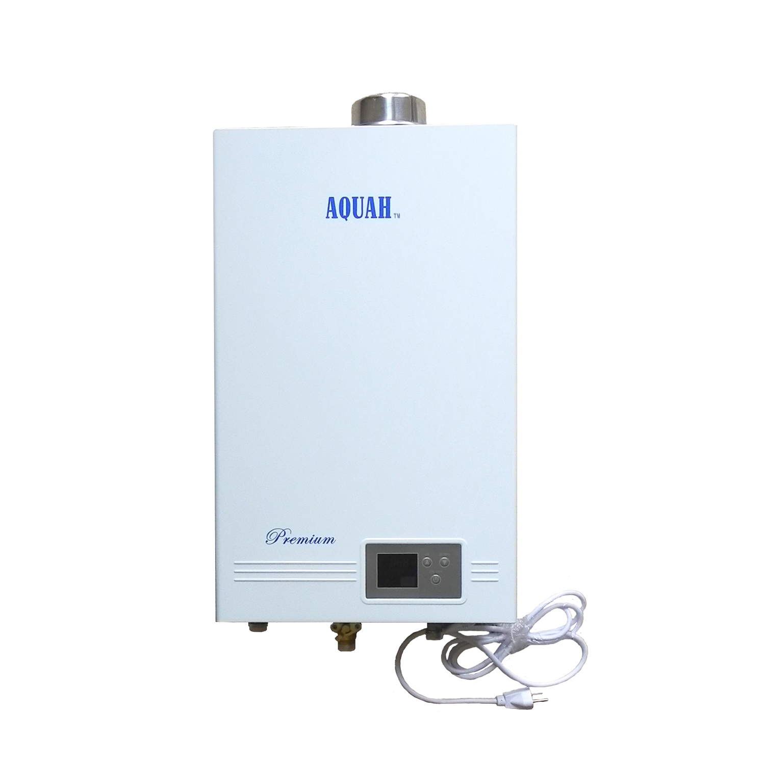 aquah premium direct vent propane gas tankless water heater